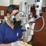マイクロスコープを使った歯の神経治療|高松市の根幹治療・歯の神経治療